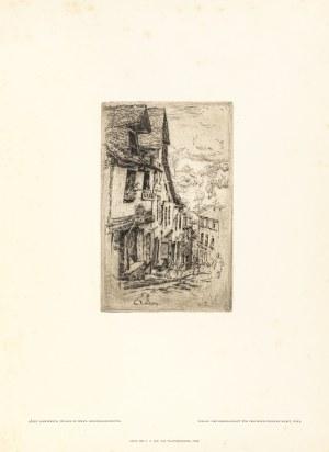 Pankiewicz Józef, Ulica Jerzual w Dinan, 1906 - 1907