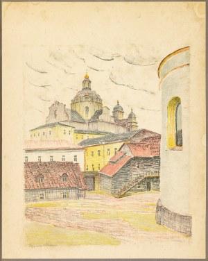 Pinkas Ignacy, Wilno. Kościół św. Kazimierza, 1929