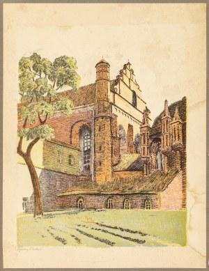 Pinkas Ignacy, Wilno. Kościół św. Franciszka, 1929