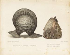 Radzikowski Walery Eljasz, Hełm żelazny ze zbiorów po K. Świdzińskim, 1853-1869