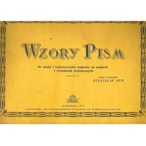 Bem Stanisław WZORY PISM