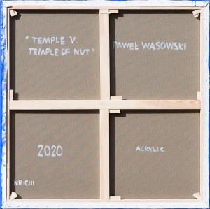 Paweł Wąsowski, Temple V. Temple of Nut (Świątynia bogini Nut), 2020