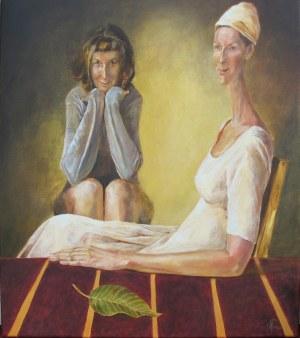 Małgorzata Fenrych (ur. 1964), Siostry, 2020