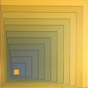 Izabela Kozłowska (ur. 1969), Znikający kolor – żółty, 2020