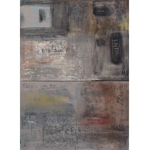 Magdalena Uchman (ur. 1981), Cytat, dyptyk, 2020