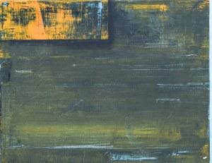 Piotr Woroniec jr (ur. 1981), Yellow essence, 2020