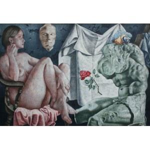 Wiesław Garboliński, Dziewczyna z różą