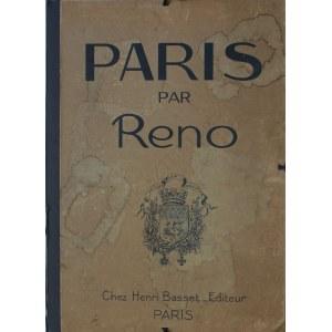 Irena Hassenberg Réno, Paris par Reno