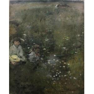 Kazimierz Pochwalski, Dzieci w ogrodzie