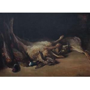 Artur Wasner, Martwa natura z zającami