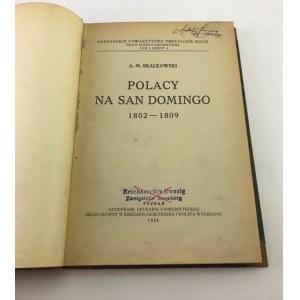 Skałkowski Adam Mieczysław Polacy na San Domingo 1802-1809