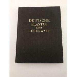 Werner Bruno Die deutsche plastik der gegenwart [Współczesna rzeźba niemiecka]