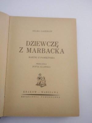 Lagerlof Selma Dziewczę z Marbacka