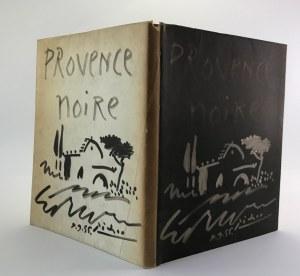 [Pablo Picasso!] [Album] Verdet d' Andre Provance noire [Czarno-biała Prowansja]