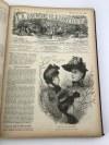 La mode illustrée Rocznik 1890 [Liczne ilustracje]
