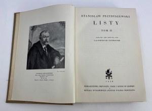 [Radziszewski] Przybyszewski Stanisław Listy [Oprawa F. J. Radziszewskiego]