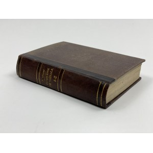 Olizar Narcyz, Pamiętnik Oryginała, Bruxella 1862 [półskórek]