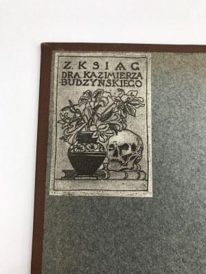 Sztuka 1897-1922 [Wyspiański] [ex libris Kazimierza Budzyńskiego]