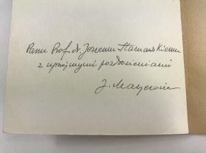 [Dedykacja] Berger-Mayerowa Janina Nie znane Estreicherowi...