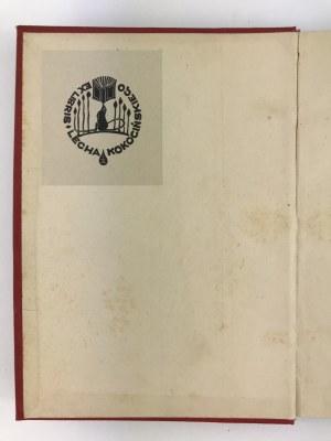 [Ex libris Lecha Kokocińskiego] Die kunst...[Sztuka dawnych introligatorów...]