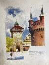 Tondos Stanisław Klejnoty Krakowa [16 pocztówek w formie albumu]