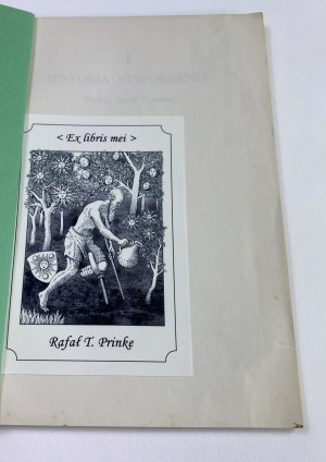 Preston E. W., Historia stworzenia i historia człowieka według Nauki Tajemnej H.P. Bławatskiej cz. I – II w 1. wol.