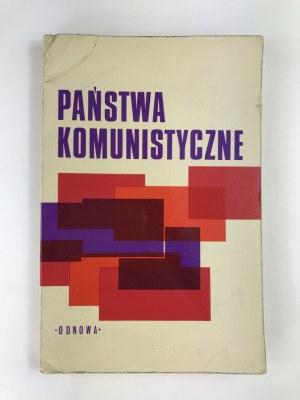 Państwa Komunistyczne u progu lat siedemdziesiątych