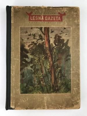 Bianki Witali, Leśna Gazeta [wydanie II] [okładka Bogdan Zieleniec]