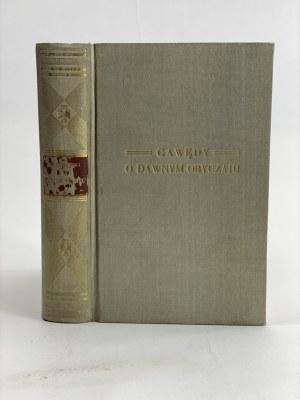 [Gawędy o dawnym obyczaju] Dr Morawski Stanisław, W Peterburku 1827-1838 [Mickiewicz, Wilno]