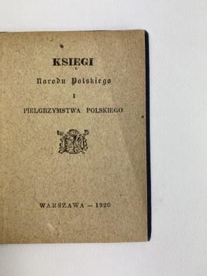 [Mickiewicz Adam] Księgi narodu polskiego i pielgrzymstwa polskiego