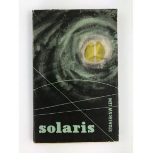 Lem Stanisław, Solaris [opr. graf. Konstanty Sopoćko]