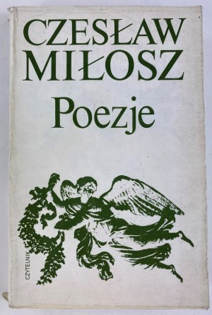 Miłosz Czesław, Poezje [wydanie I]