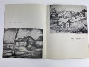 [Katalog wystawy] Pośmiertna wystawa. Marian Szczyrbuła