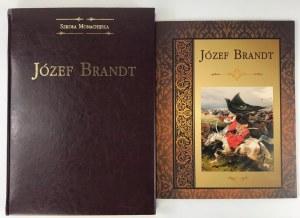 Józef Brandt [Na podstawie wydań Józef Brandt Radom 1915 oraz Przewodnik po wystawie Towarzystwa Zachęty Sztuk Pięknych 1926]