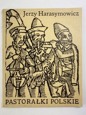 Harasymowicz Jerzy, Pastorałki polskie [wydanie II]