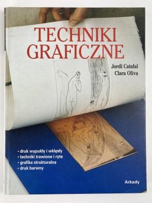 Oliva Carla, Catafal Jordi, Techniki graficzne