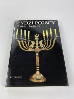 Żydzi Polscy. Dzieje i kultura