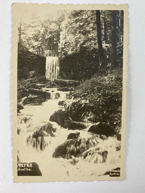 Karta pocztowa Bystra Białka