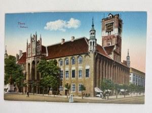 Karta pocztowa [Toruń] Thorn Rathaus