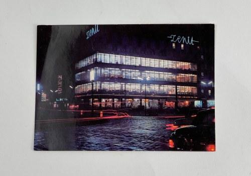 Karta pocztowa Katowice Dom Handlowy Zenit