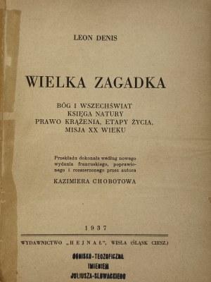 Denis Leon Wielka Zagadka