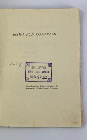 Kaden-Bandrowski Juliusz, Bitwa pod Konarami [Rysunki A. S. Procajłowicza]