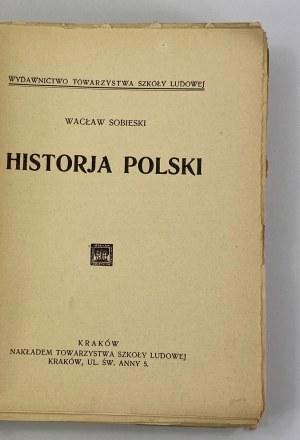 Sobieski Wacław, Historia polski