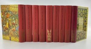 Księga tysiąca i jednej nocy t. I-IX [komplet]