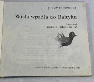 Ficowski Jerzy, Wisła wpada do Bałtyku