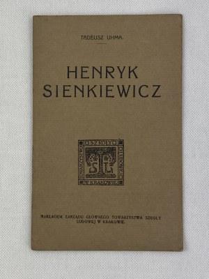 [Sienkiewicz] Uhma Tadeusz, Henryk Sienkiewicz