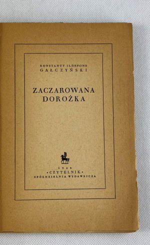Gałczyński Konstanty Ildefons, Zaczarowana dorożka [wydanie I]