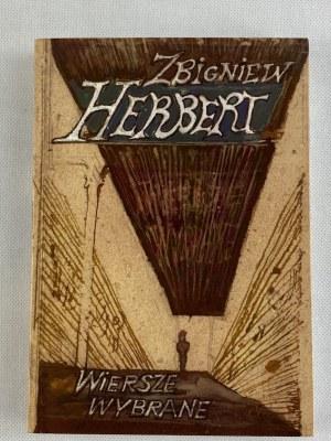 Herbert Zbigniew, Wiersze wybrane