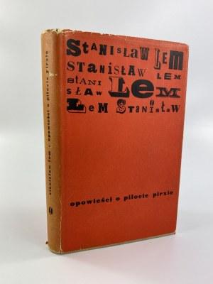 Lem Stanisław, Opowieści o pilocie Pirxie [wydanie I]