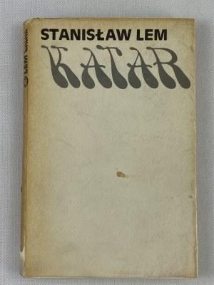 Lem Stanisław, Katar [wydanie I]